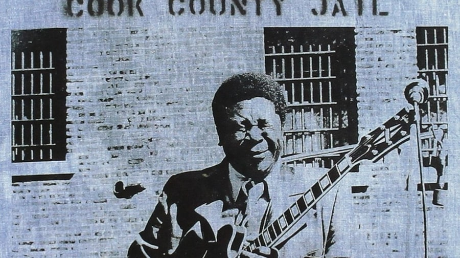 B.B. King, 'Live in Cook County Jail'