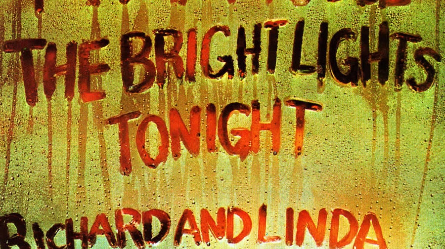 Richard and Linda Thompson, 'I Want to See the Bright Lights Tonight'