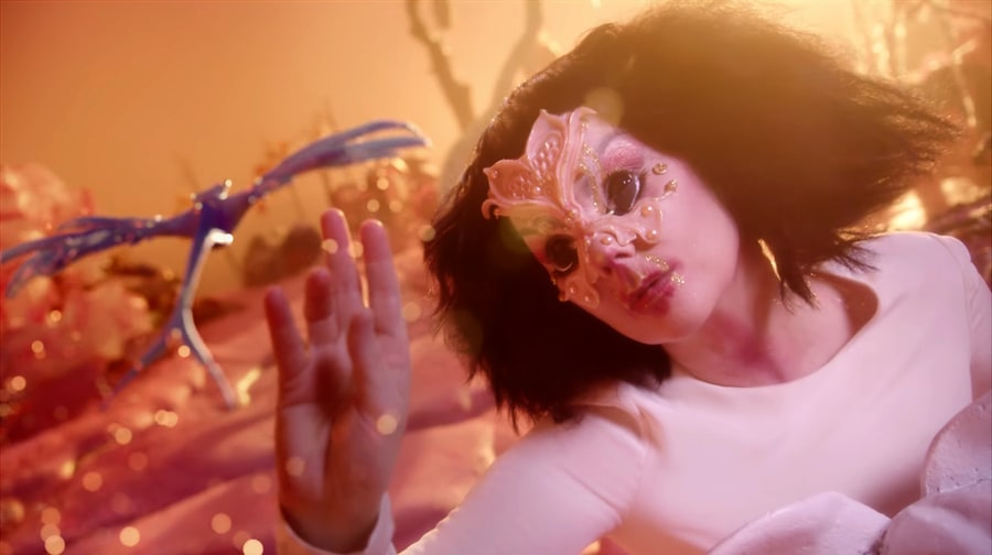 Watch Bjork's Whimsical 'Utopia' Video