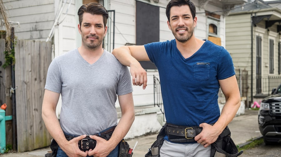 Sat 12/17:  Brothers Take New Orleans (HGTV)