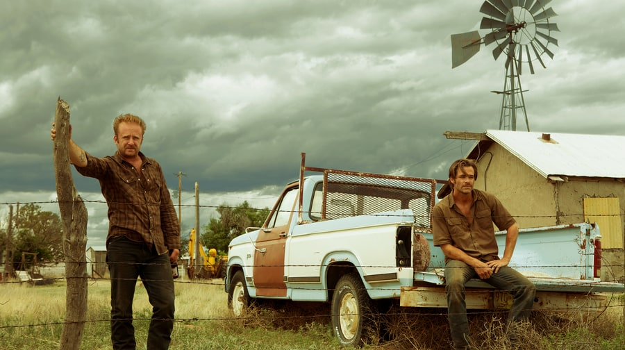 Hell or High Water (August 12th, 2016)