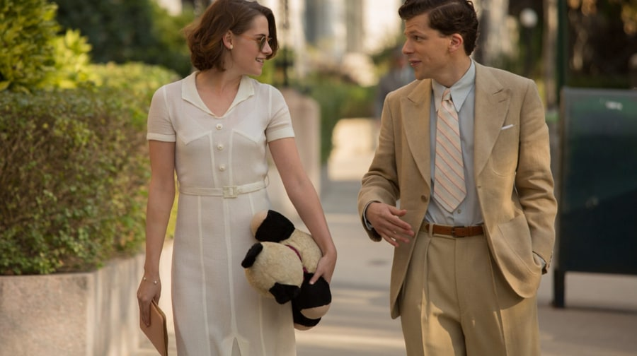Thurs 12/22: Café Society (Amazon)