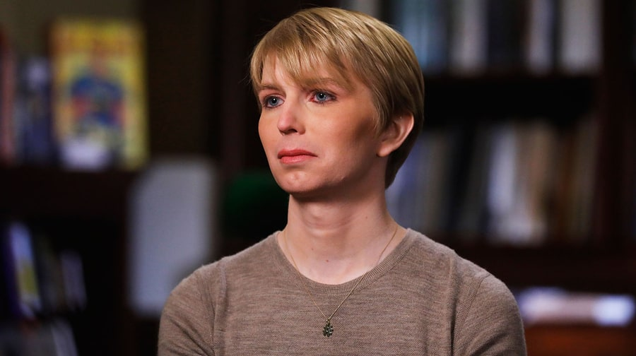 Chelsea Manning Doesn't Regret Military Leak: 'I've Accepted Responsibility'