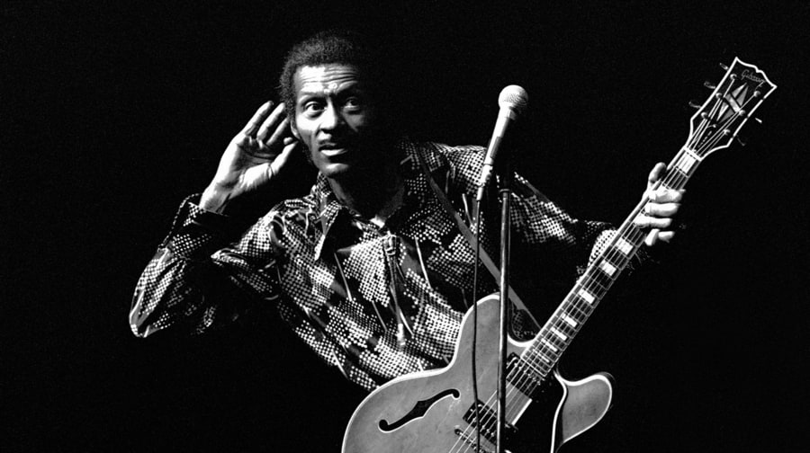 Chuck Berry: 10 Country Music Covers