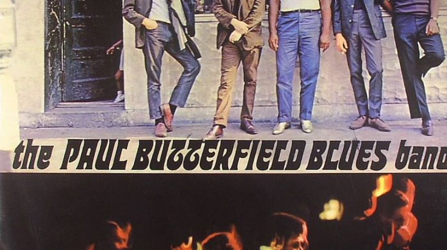 The Paul Butterfield Blues Band, 'The Paul Butterfield Blues Band'