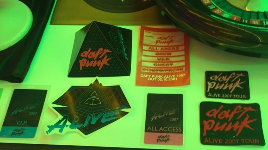 Inside Daft Punk