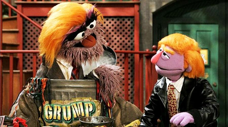 Flashback: 'Sesame Street' Parodies Trump With Ronald Grump