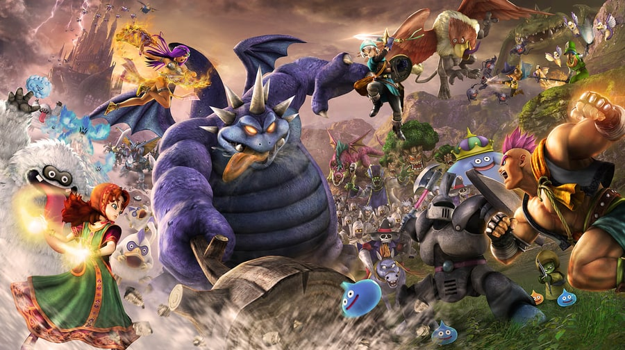 Dragon Quest Heroes 1 & 2