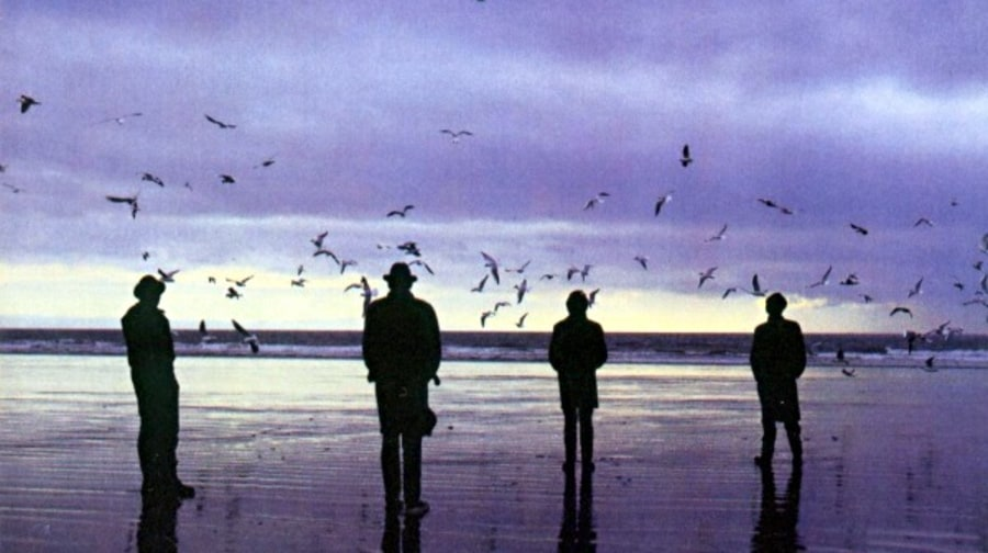 Echo and the Bunnymen, 'Heaven Up Here'