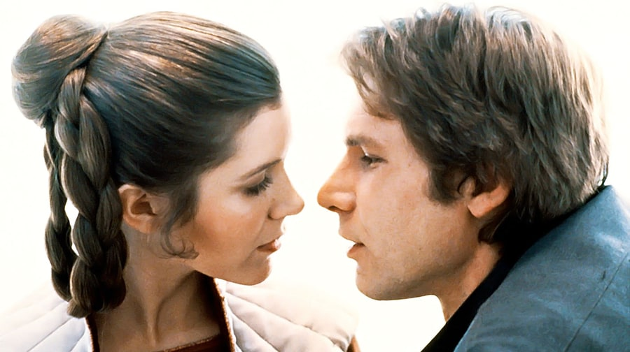 Harrison Ford Breaks Silence Over Carrie Fisher's Memoir, 'Star Wars' Affair