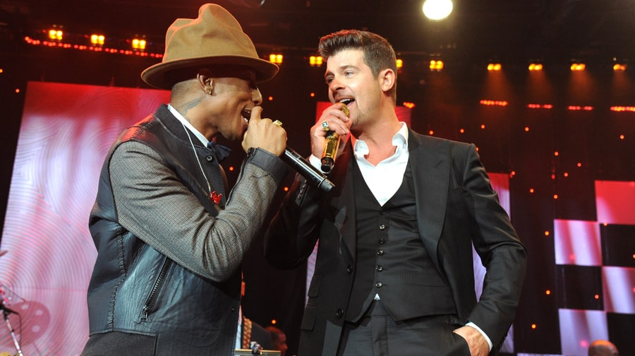 Pharrell Williams, Robin Thicke, T.I. File Appeal Brief on 'Blurred Lines' Verdict