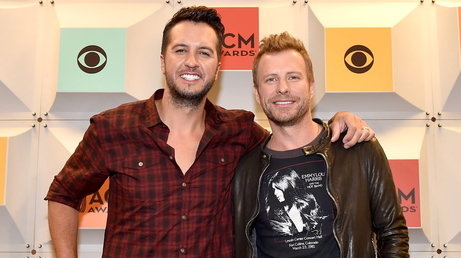 Luke Bryan, Dierks Bentley to Co-Host ACM Awards