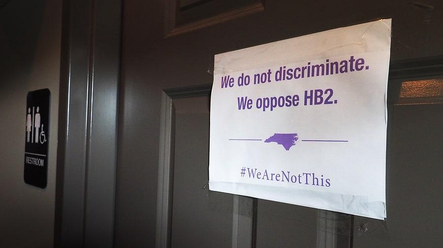 NCAA Warns North Carolina With Championship Boycott Over 'Bathroom Bill'