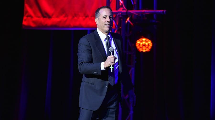 Jerry Seinfeld Inks Massive Netflix Deal