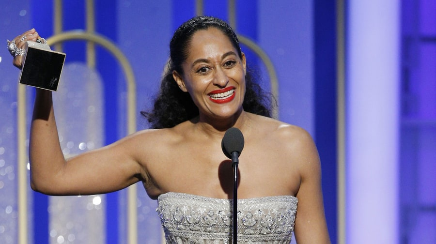 Best: Tracee Ellis Ross' Exuberant Acceptance Speech