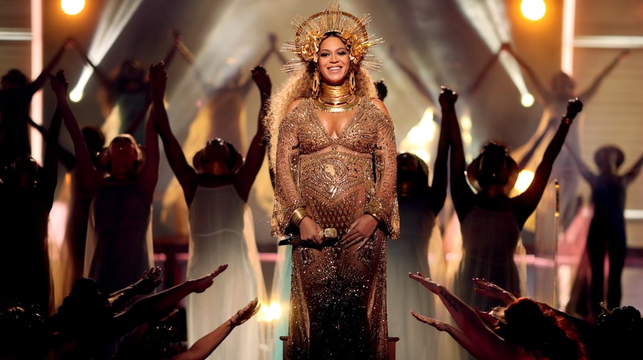 See Beyonce, Jay Z's Eye-Popping Photos From African-Themed Baby Shower