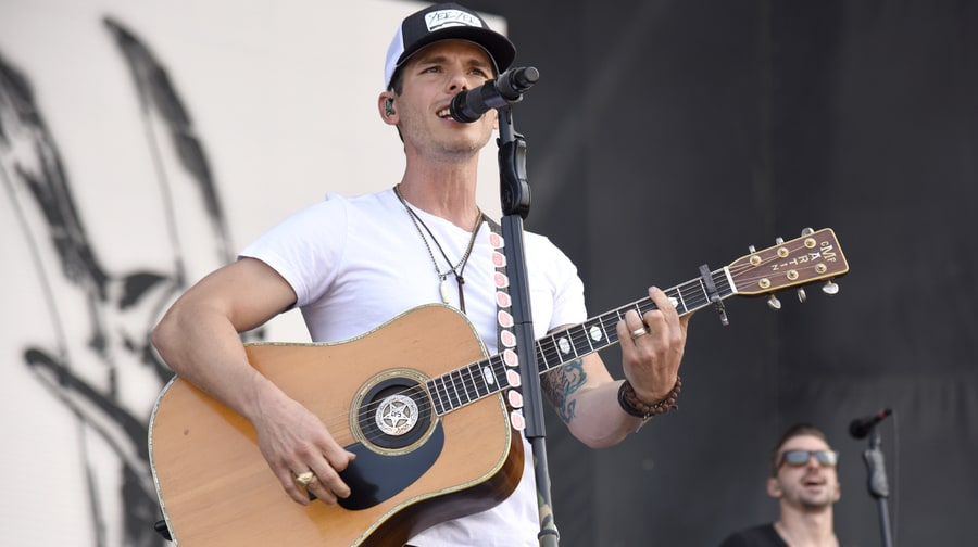 Hear Granger Smith's Affectionate New Song 'Happens Like That'
