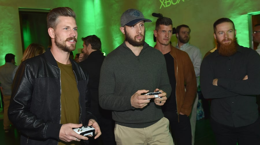 Brad Paisley Geeks Out at Xbox Event in Nashville