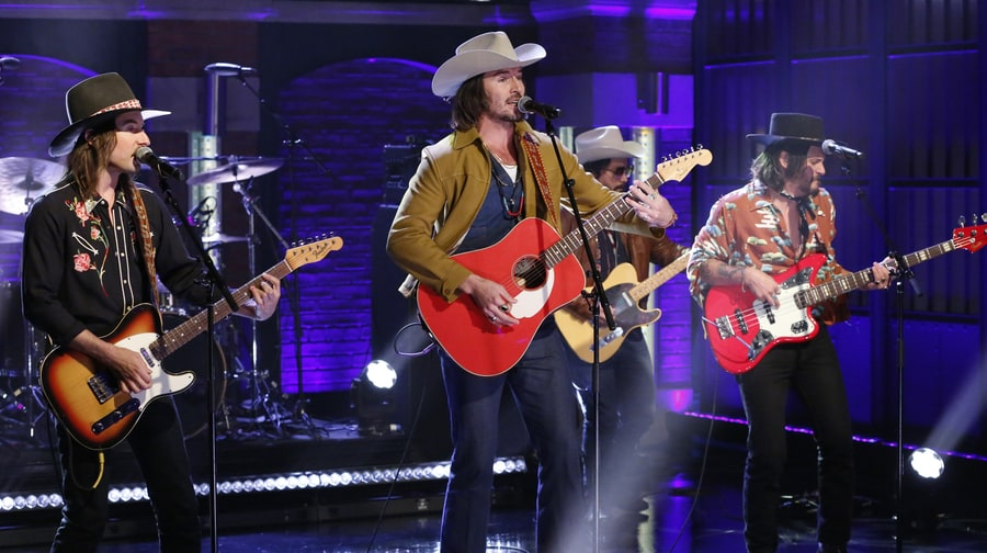 See Midland's Lively 'Make a Little' on 'Seth Meyers'