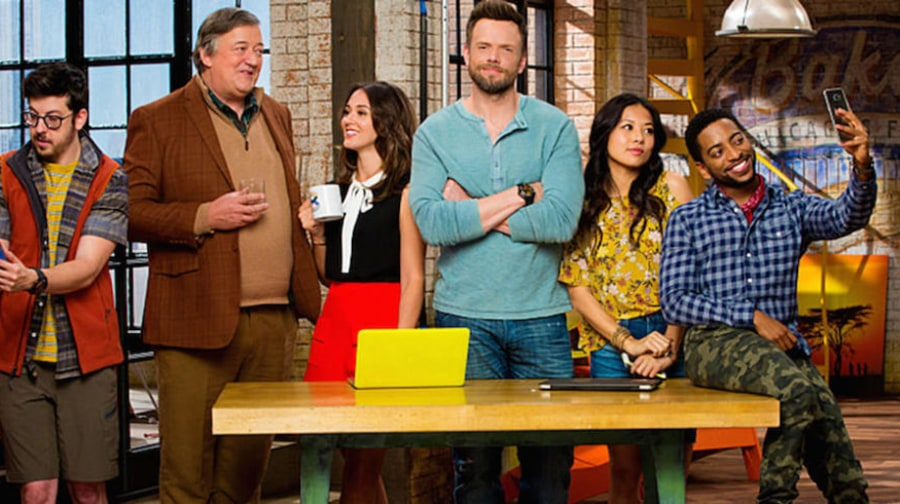 Thurs 10/27: The Great Indoors (CBS)