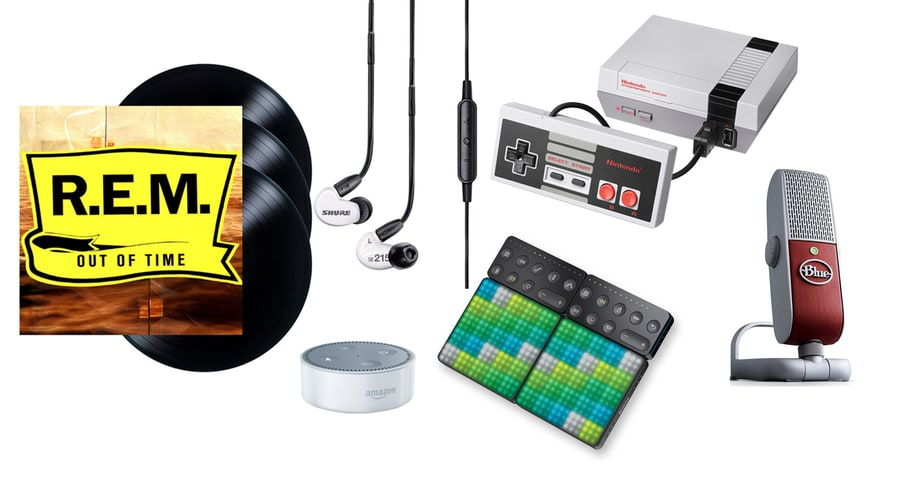 Holiday Gift Guide 2016: 35 Perfect Presents for Music Fans