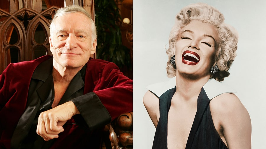 Hugh Hefner Will Be Buried Next to Marilyn Monroe's Crypt