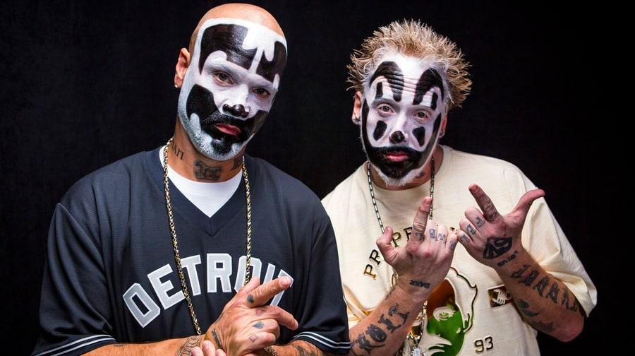 Watch Insane Clown Posse Talk Juggalo March