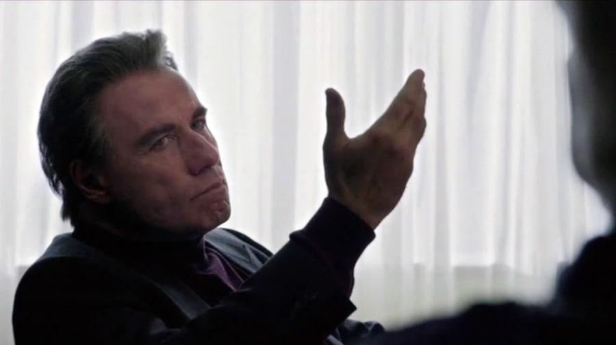 John Travolta Transforms Into 'Teflon Don' John Gotti in 'Gotti' Trailer