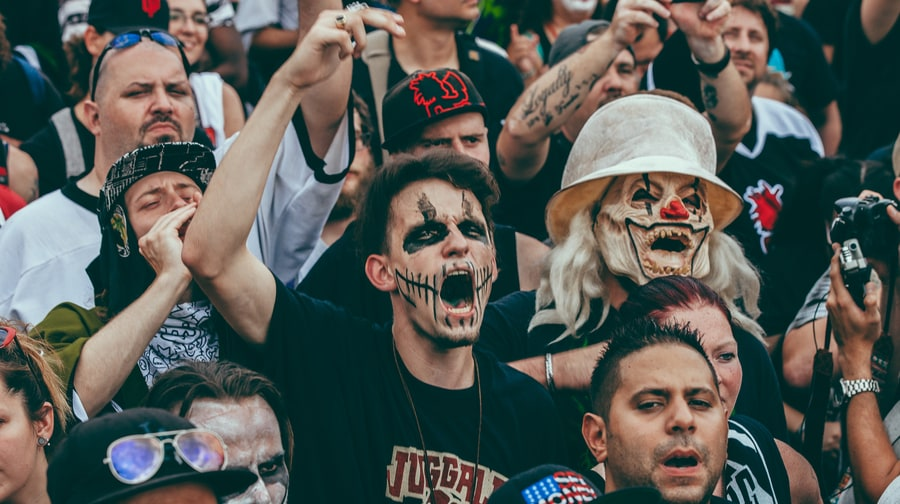 March of the Juggalos: Inside the Faygo-Soaked D.C. Protest