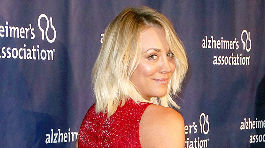 Kaley Cuoco Exposes Her Bare Breast on Snapchat: See the NSFW Pic - YouTube