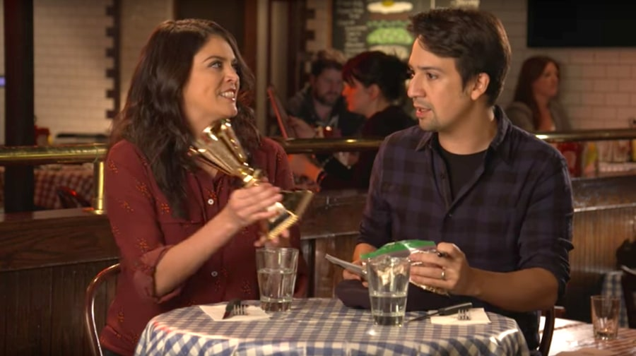 Watch Lin-Manuel Miranda, Cecily Strong Spoof 'Sex and the City' on 'SNL'
