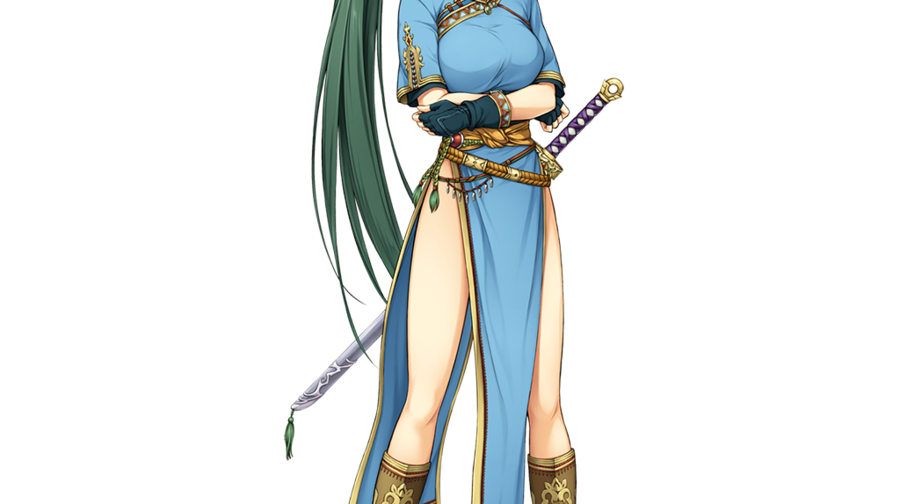 Lyn the Lady of the Plains