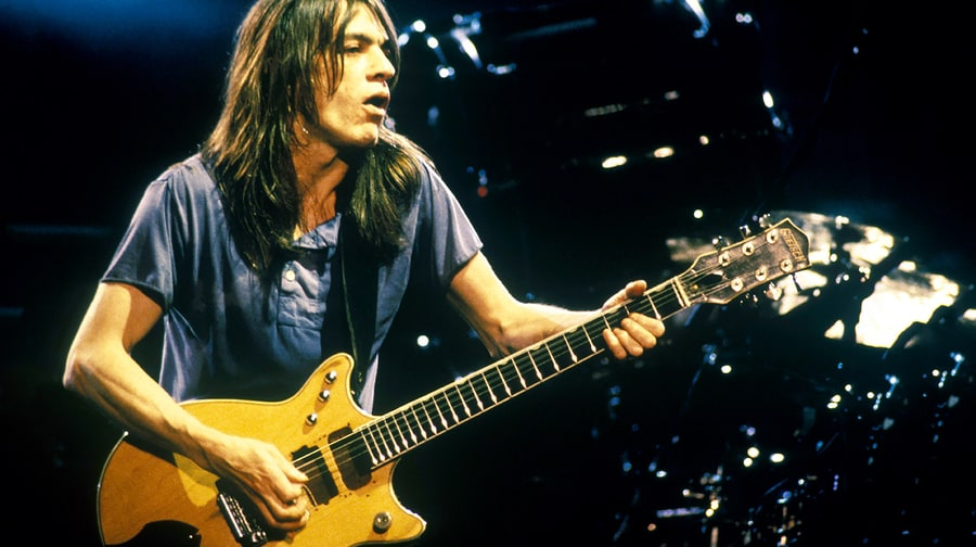 Remembering AC/DC's Malcolm Young, Band's Unassuming Mastermind
