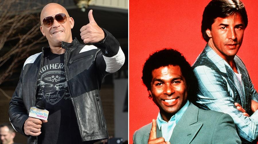 'Miami Vice' Reboot Spearheaded by Vin Diesel in Works at NBC