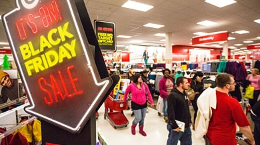 7 Tips to Survive Black Friday