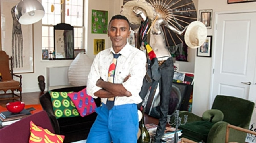 At Home With Marcus Samuelsson