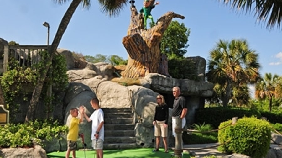 Best Miniature Golf Courses in America