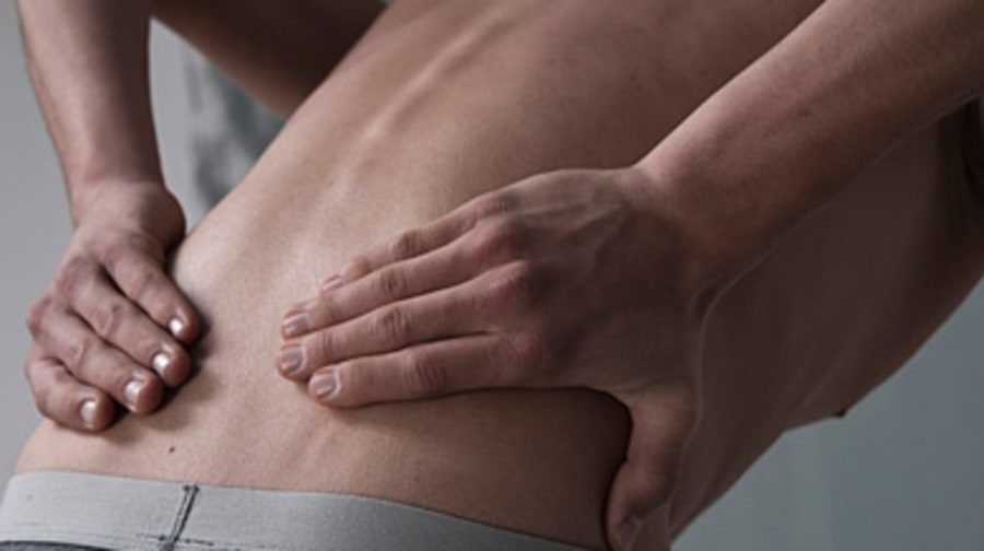 Five Ways to Prevent Low-Back Pain