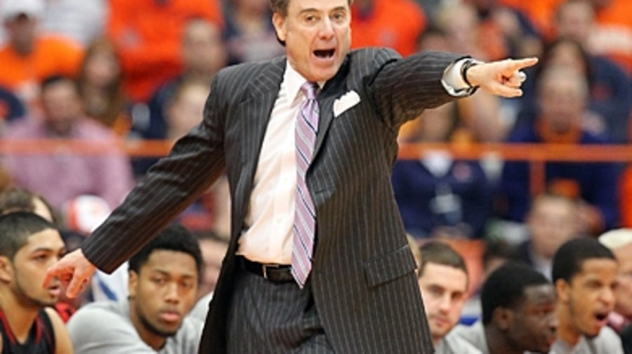 How Rick Pitino Recruits Talent