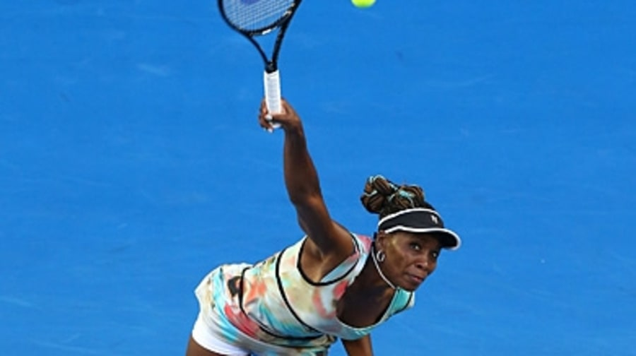 How to Serve Like Venus Williams