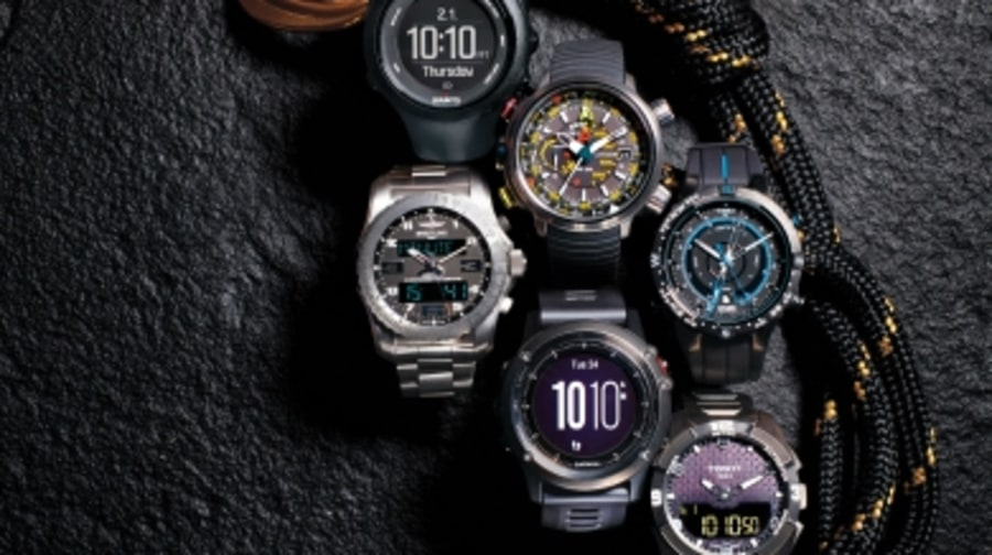 The Most Rugged Outdoor Watches