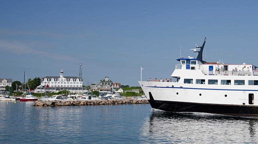 Connecticut, Rhode Island, Massachusetts: The Car-Free Ferry Trip