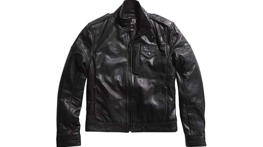 Check out: Fox Deluxe Caliber Jacket.