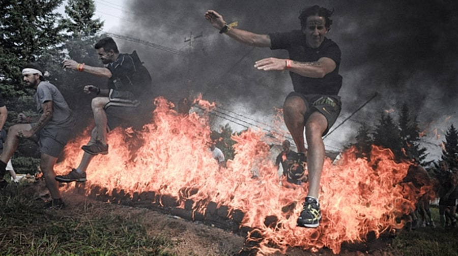Spartan Race (Killington, VT)