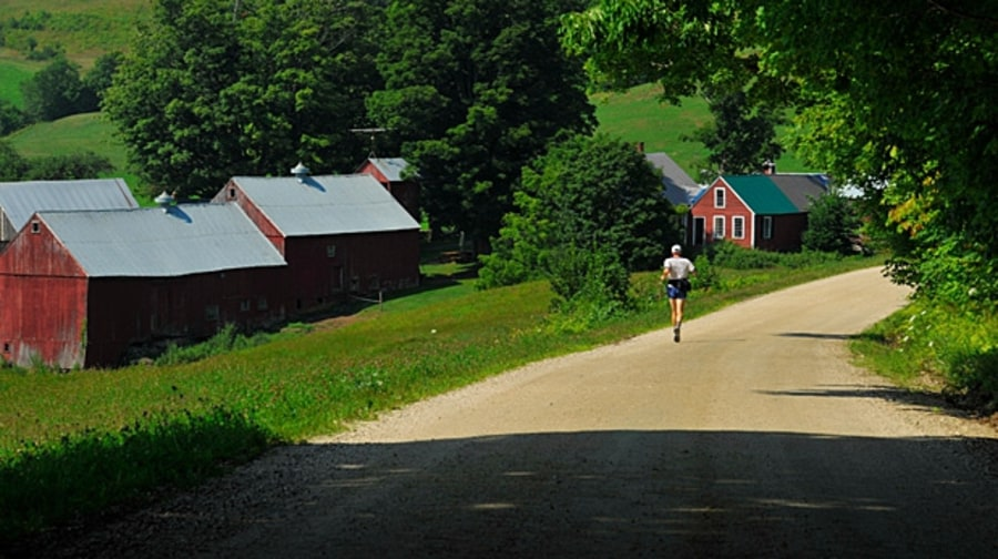 The Vermont 100 Mile Endurance Run (West Windsor, VT)