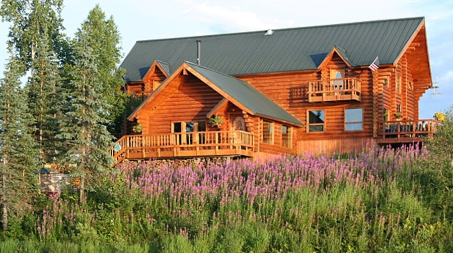 Tordrillo Mountain Lodge, Alaska