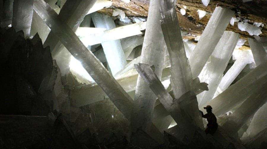 Cave of Crystals (Mexico)