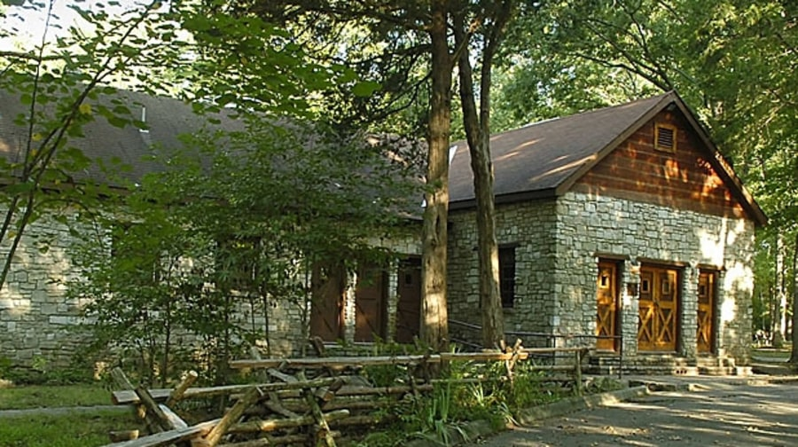 Cedars of lebanon state park tennessee wpa and ccc for Tnstateparks com cabins