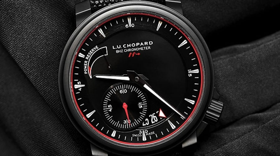 Chopard L.U.C 8HF Power Control