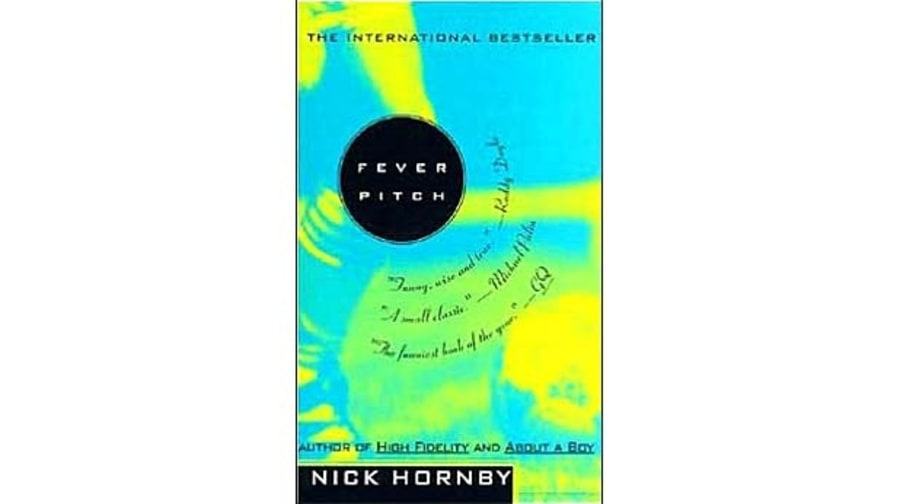 Fever Pitch, by Nick Hornby